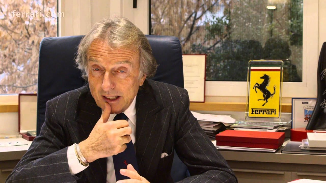 Luca di Montezemolo earned a  million dollar salary, leaving the net worth at 400 million in 2017