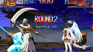 Mugen Testament and Faust vs Dizzy and I No