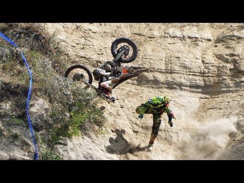 Red Bull Romaniacs 2017 | Best HILL CLIMB Actions & Falls