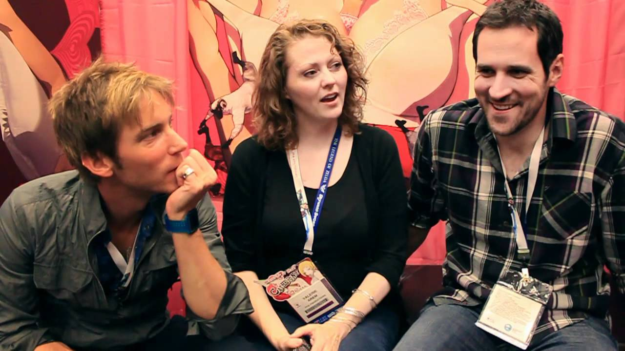 Troy Baker And Travis Willingham