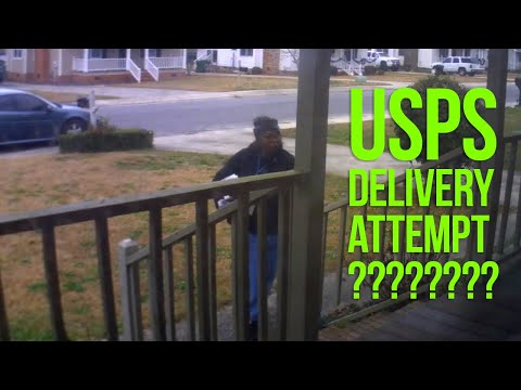 Why You Don't Get Packages From US Postal Service Even When Your Home! USPS Florence, SC