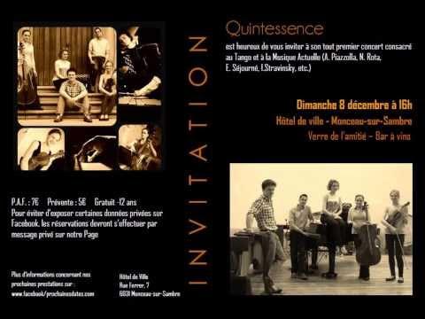 Quintessence - Promotion Concert
