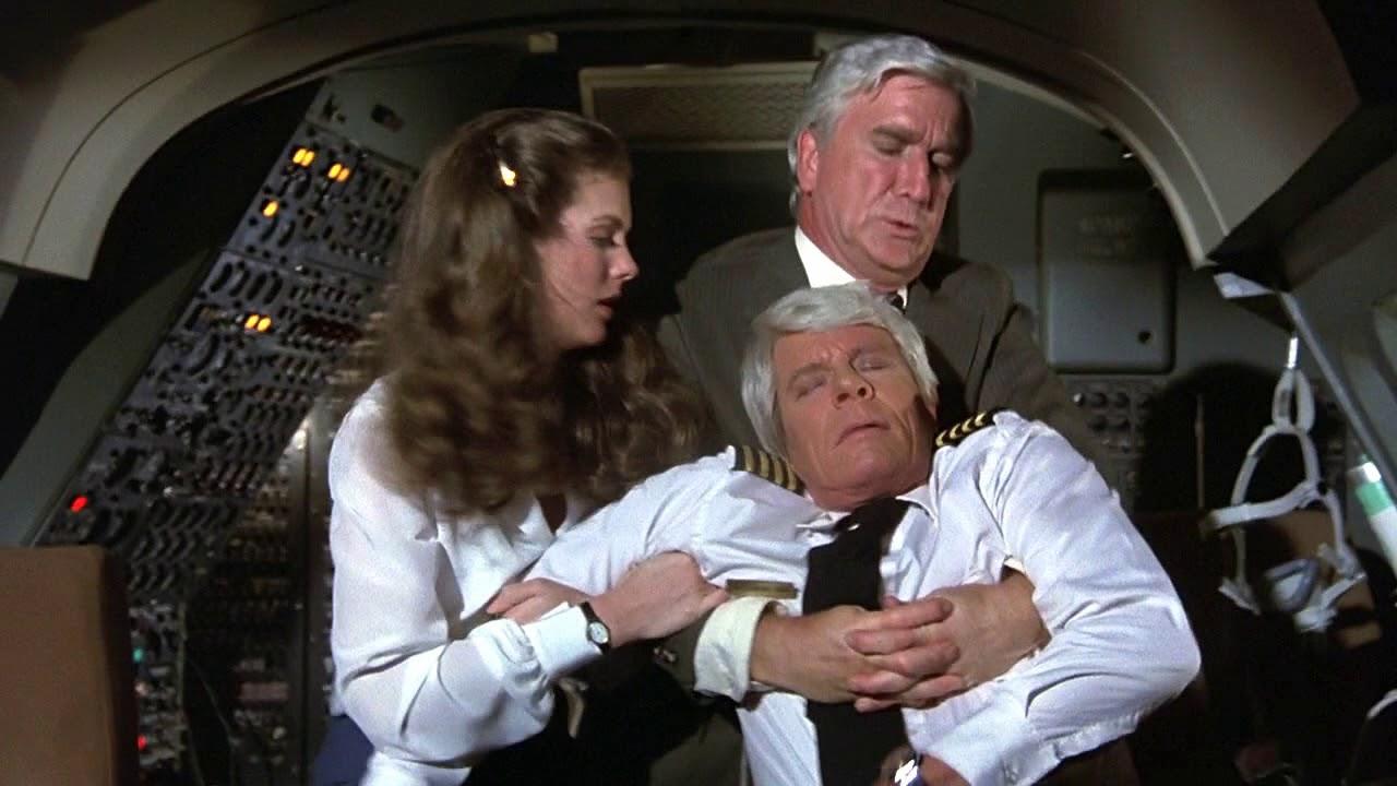 Airplane! (1980) Dr. Leslie Nielsen - YouTube