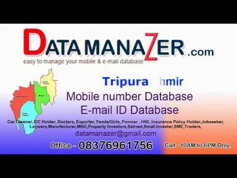 All India Mobile number Database