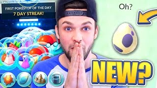 Is THIS my LUCKIEST DAY? (RARE item + RARE hatch...?) - Pokemon GO (100% IV Pokemon)