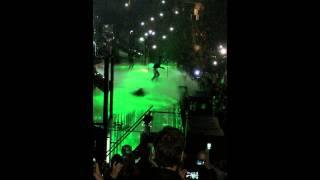 Maroon 5- V tour Dallas- Animals (opening song)