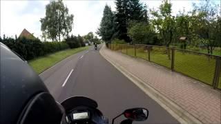 Pat´s MotoVlog #11 | Special - motours.de Bikertreffen Genthin 2014 | German Motovlog HD