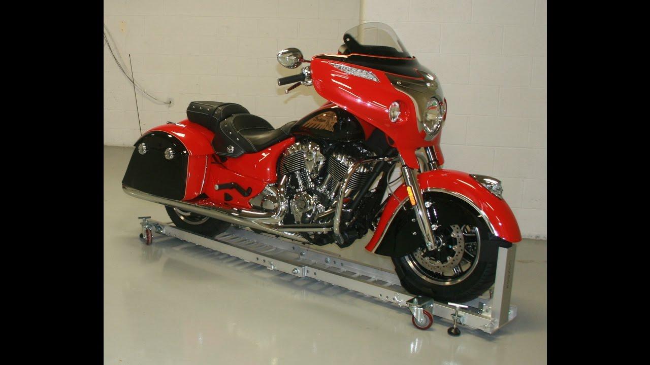 Condor Motorcycle Garage Dolly Youtube