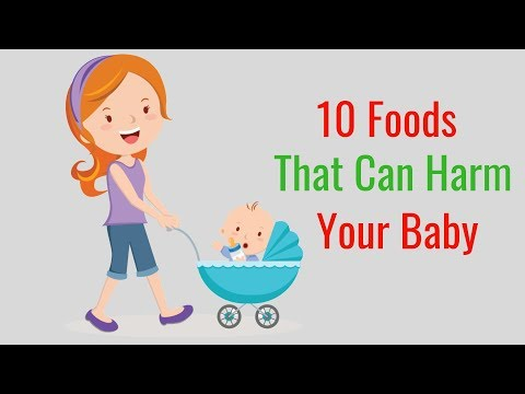 10 Foods  And Beverages You Should Avoid While Breastfeeding