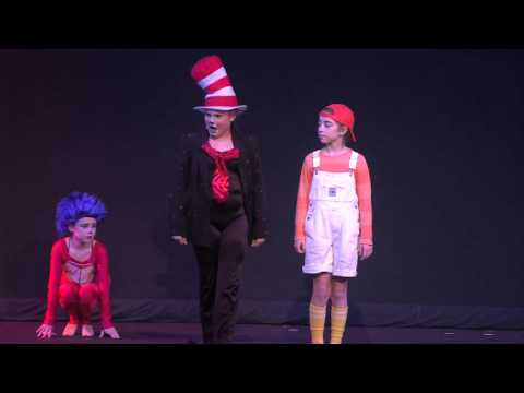 "AVERY WHITACRE as ""The Cat In The Hat"" in ""Seussical - The Musical"""