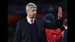 BREAKING NEWS: ARSENE WENGER IS LEAVING ARSENAL!!!