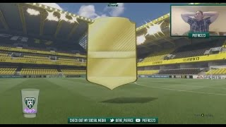 FIFA 17 I FINALLY PACKED A WALKOUT!!! 2 PLAYER PACKS OP!!!