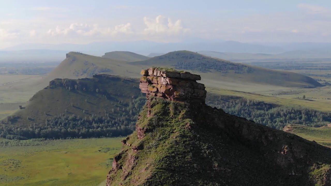 Земля Шамана - Хакасия.