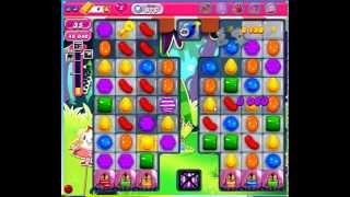 Candy Crush Saga Nivel 975 completado en español sin boosters (level 975)