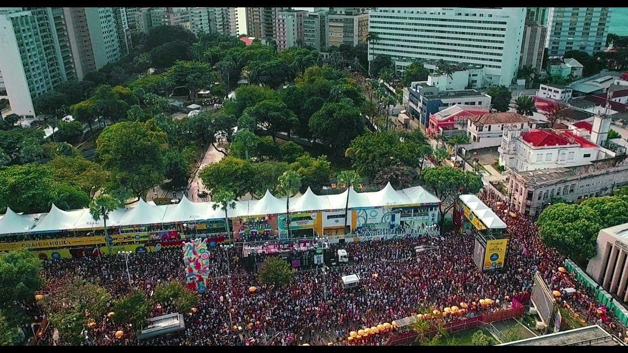 Sou Carnaval de São Salvador | Trailer Oficial