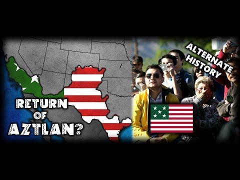 What if Hispanic America became an Independent Country? Alternate History of the United States