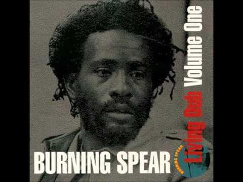 Burning Spear - Living Dub Volume One - 1979