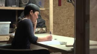 Sachi Miyachi won in 2014 de Theodora Niemeijer Prijs. Van septembe...