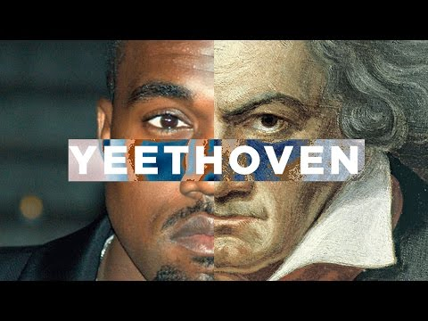 YEETHOVEN: Kanye West & Beethoven Mashup (New Slaves) (Full Concert Link Here)