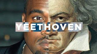 YEETHOVEN: Kanye West & Beethoven Mashup (New Slaves) (Full Concert Link Here)