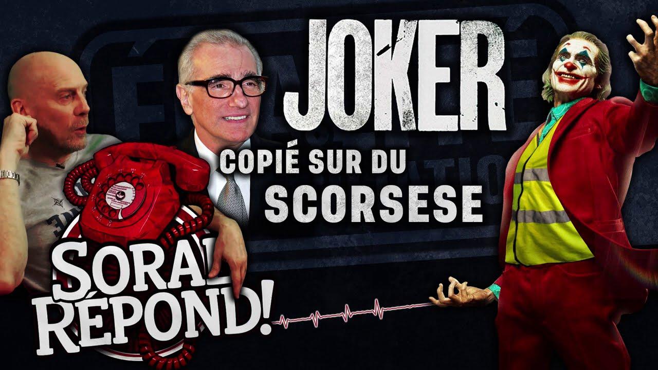 Analyse de Soral sur le film Joker