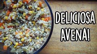 Deliciosa avena! ♥ / Delicious Oat Groats! ♥
