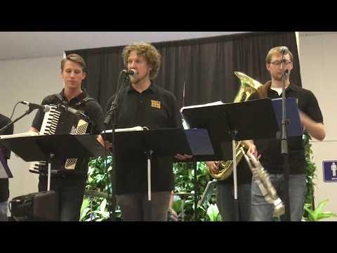 The Brass Barn Polka Band - Roll Out The Barrel - Beer Barrel Polka - Minnesota State Fair 2017