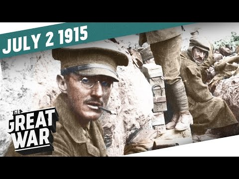On the Move but going Nowhere - Optimism is Failing! l THE GREAT WAR Week 49