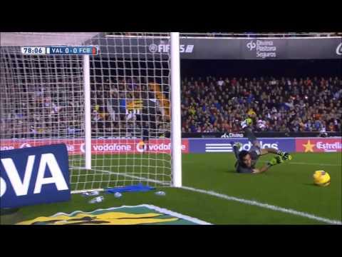 Claudio Bravo FC Barcelona 2014/2015