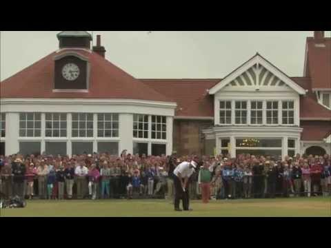 Phil Mickelson final putt of 2013 Open Championship