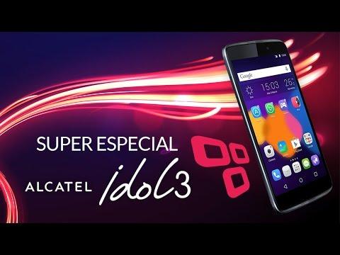Conheça o Alcatel Onetouch Idol 3, o primeiro celular reversível do mercado - TecMundo