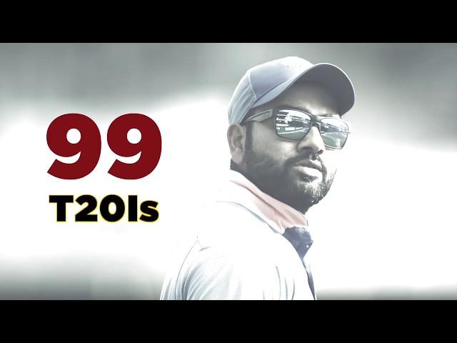 Rohit Sharma, the T20I giant