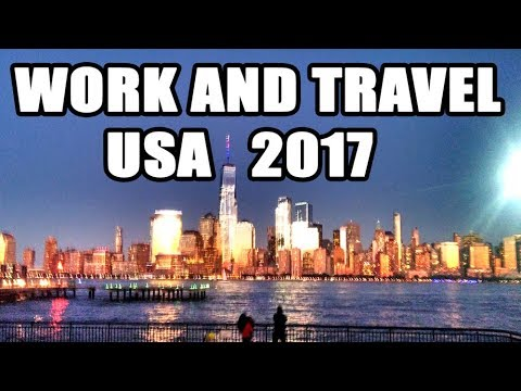 Work and Travel USA 2017 Ocean City
