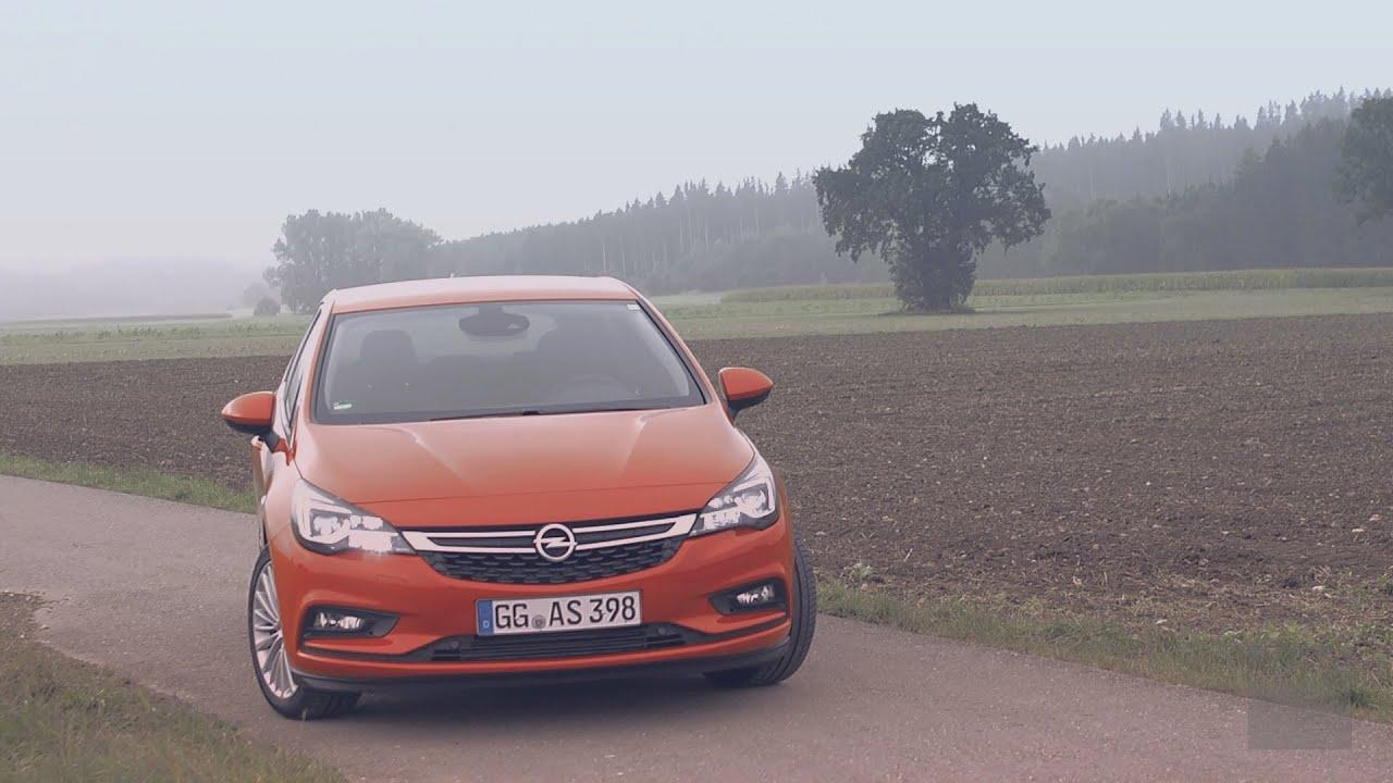 Opel Astra Im Test Autotest 2015 Adac