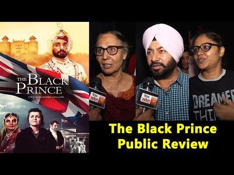 The Black Prince (Public Review) | Satinder Sartaaj | Shabana Aazmi | Dainik Savera