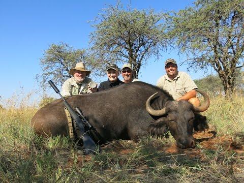 Cape Buffalo Hunt – Roseann, 2016