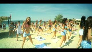 Summer 2015 Dance Flashmob Sis n Bro,Moldova, Goa Territory