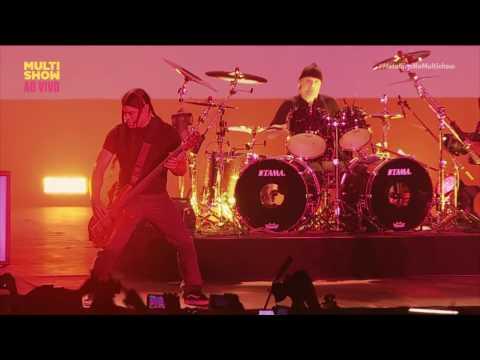 Metallica   Sao Paulo 2017