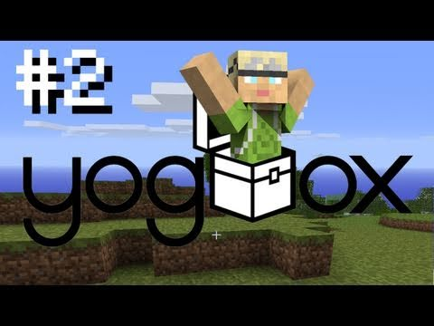 Minecraft: YogBox Let's Play EP02