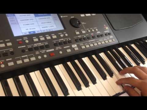армянские звуки на Korg Pa600