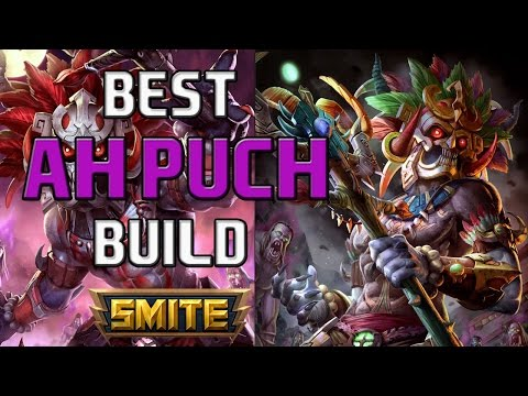 HORRIFIC GOD OF DECAY   My Best Ah Puch Damage Build   Smite