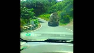 Problemas en la carretera: Vehiculos lentos