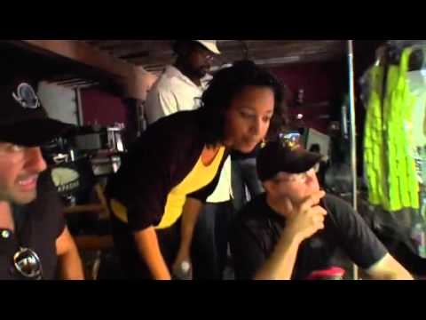 Jessica Mauboy   Up Down Behind The Scenes2
