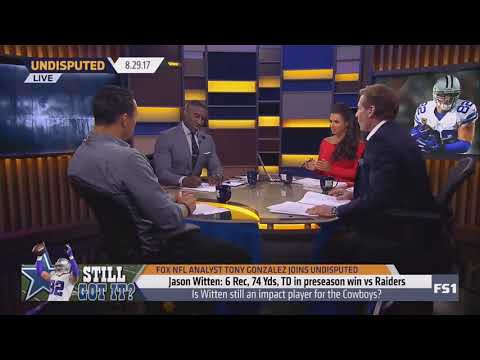 Is Jason Witten still an impact player for the Cowboys? | Undisputed