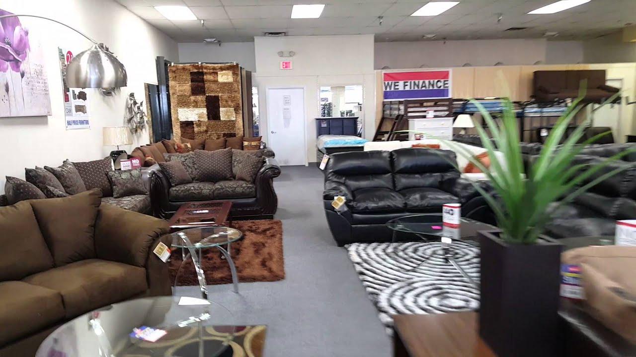 Half Price Furniture Las Vegas - YouTube