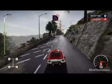 WRC 10 FIA World Rally Championship Rallye Sanremo 1974 Gameplay PC (1080p 60FPS) |