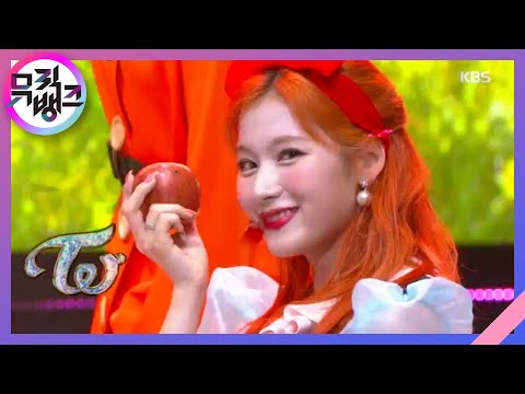 INTRO(Feel Special) + MORE & MORE – TWICE(트와이스) [뮤직뱅크/Music Bank] 20200626