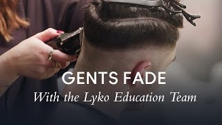 Lyko Foundation Techniques - Gents Fade