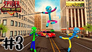 Similar Games to Flying Hero Stickman Rope Hero Grand Crime City Suggestions