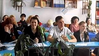 Урок-телепередача  в 11 класі